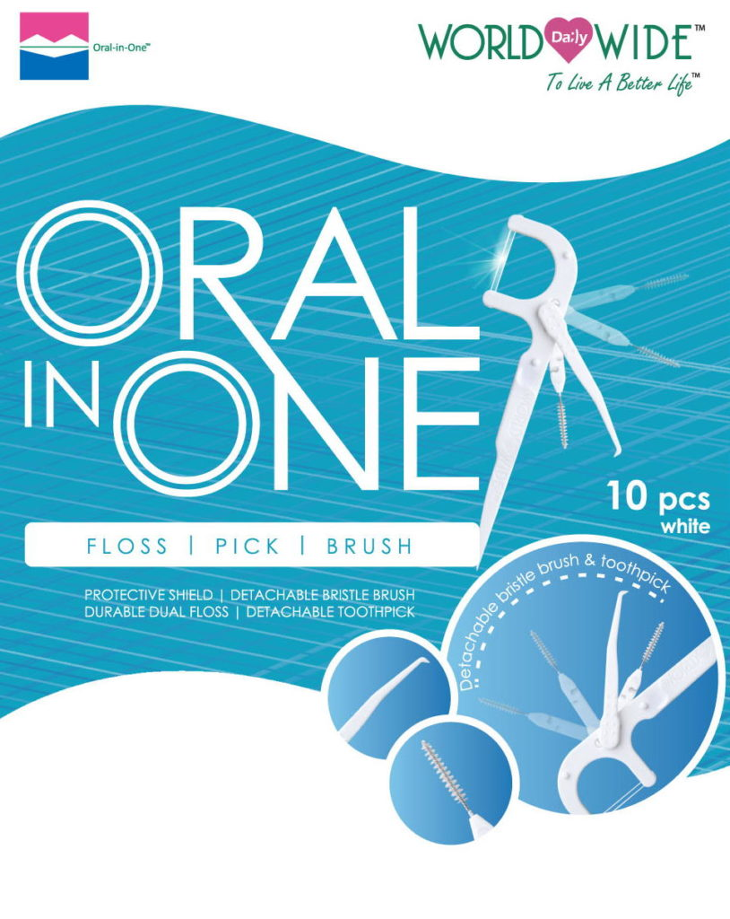 Dental Care Oral-in-One
